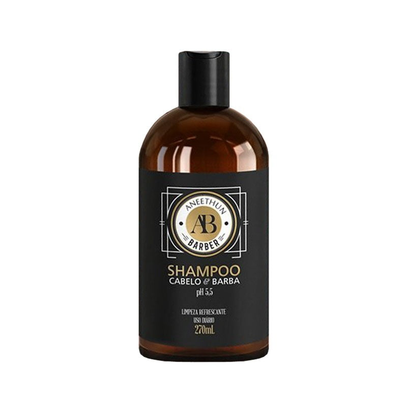 Aneethun Barber Shampoo - 270ml