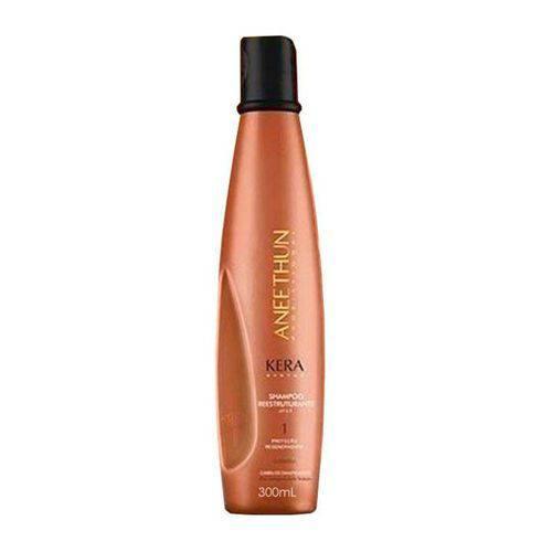 Aneethun Kera System Shampoo Reestruturante - 300ml