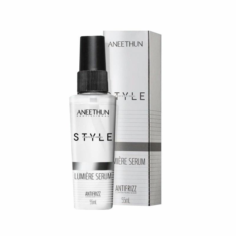 Aneethun Style Professional Lumière Sérum Antifrizz - 55ml
