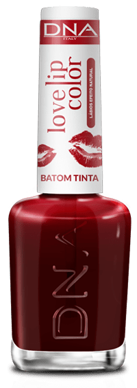 Batom Tint Love Lip Color - Love Red