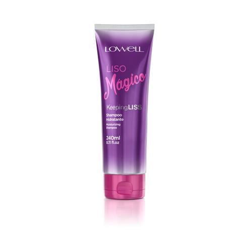 Lowell Shampoo Liso Mágico - 240ml