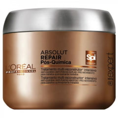 Loreal Absolut Repair Pós Química Máscara - 200gr