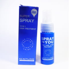 N'aturé Super Spray 12 in 1 Leave In - 20 ml