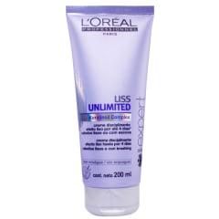 Loreal Liss Unlimited Creme de Pentear - 200ml