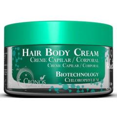 Hair Body Cream Cronos Clorofila Sweet Hair - 150gr