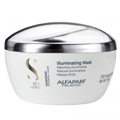 Alfaparf  Semi Di Lino - Illuminating Mask -200ml