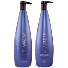Kit Linha A Aneethun - Shampoo e Condicionador - 1L