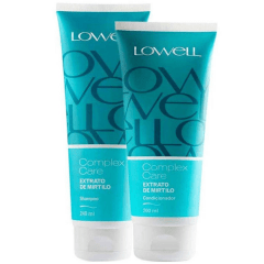 Lowell Complex Care Extrato De Mirtilo Kit Duo