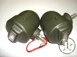 Torpedo militar