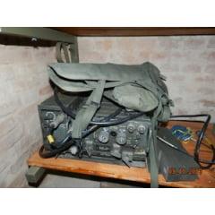 Radio decada de 70 completo FUNCIONANDO - Ideal para jeeps militares U50 - Bernardini etc..