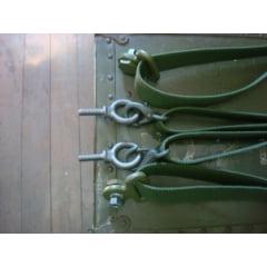 Tiras (straps) para fixar na porta dos jeeps MB/GPW - M38 - Entre outros