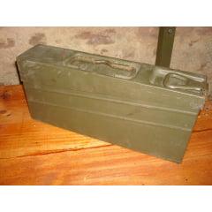 Caixa alemã de munição 7.62 original importada!