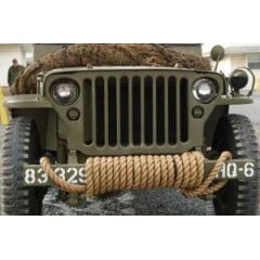 Corda 1 polegada para parachoque de jeep