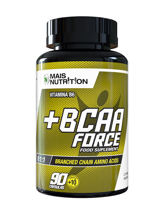 200 BCAA Force - Mais Nutrition