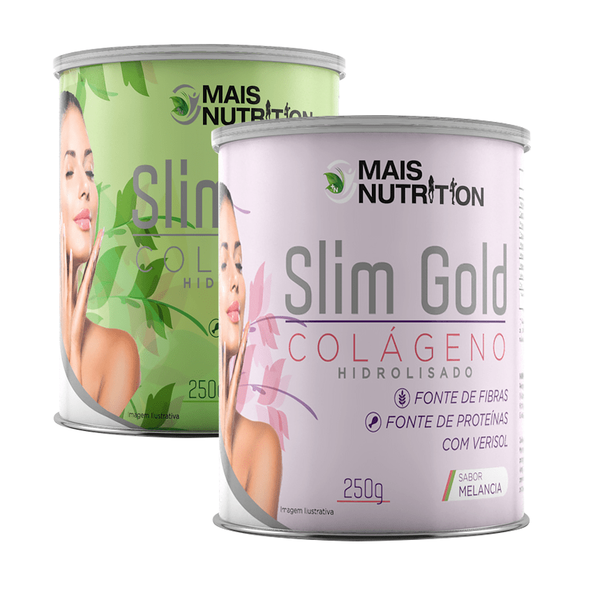 Colageno Hidrolisado Slim Gold 250g