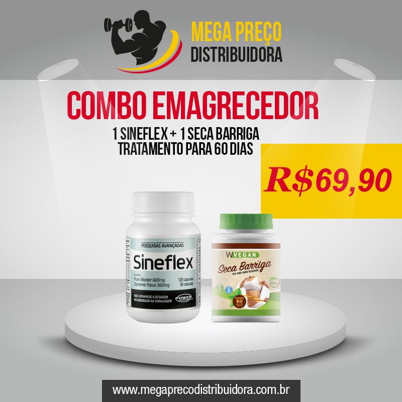 Sineflex + Seca Barriga