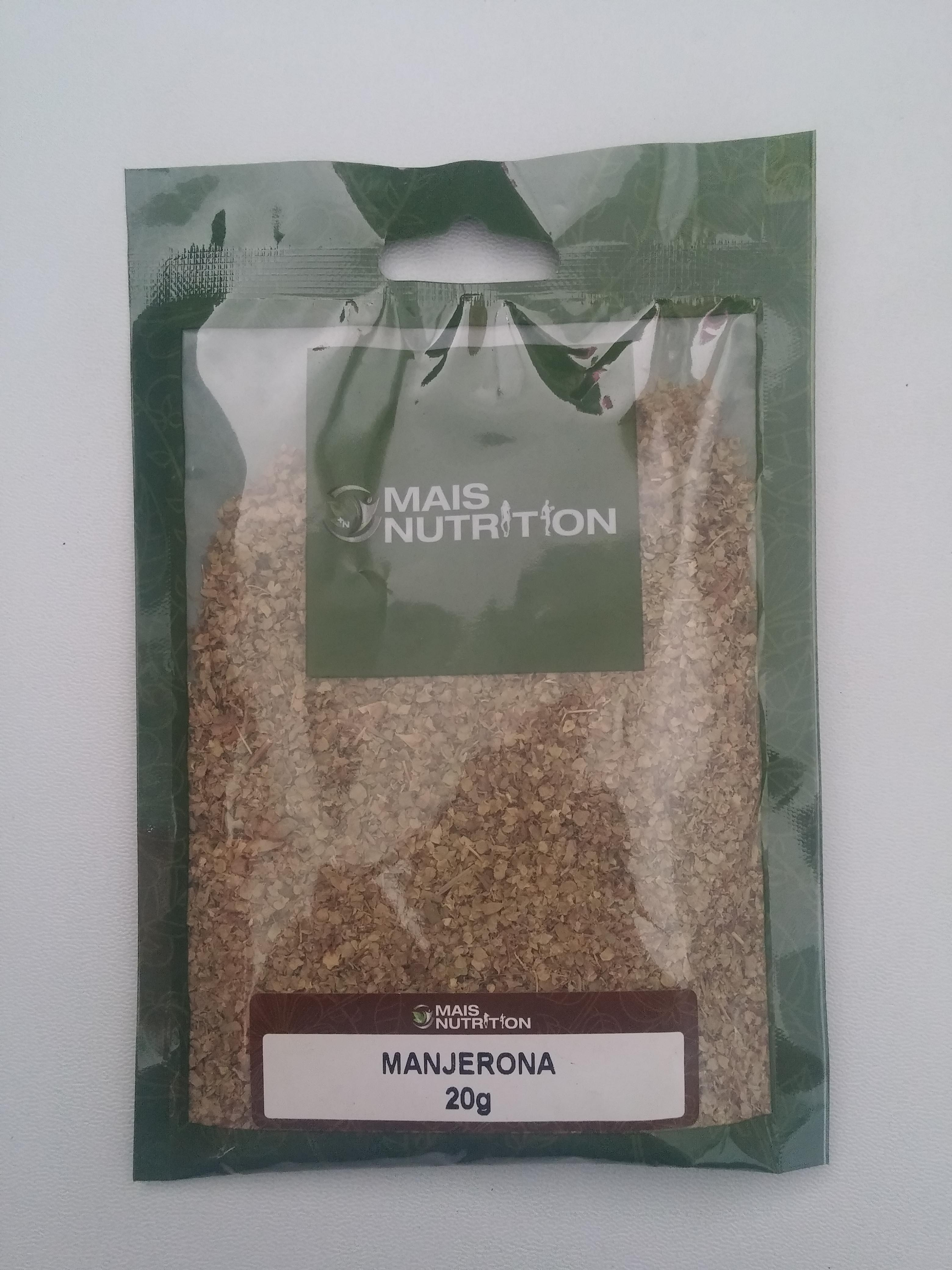 Manjerona 20g - Mais Nutrition