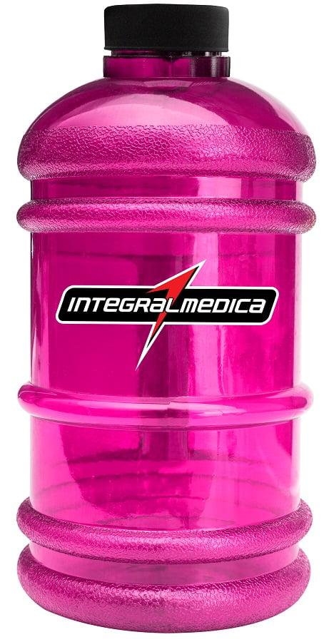 Galão Body Size 2,2L Rosa - Integralmedica
