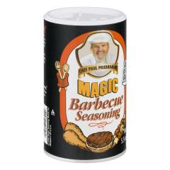 Magic Barbecue Seasoning Tempero para carnes e grelhados 156g