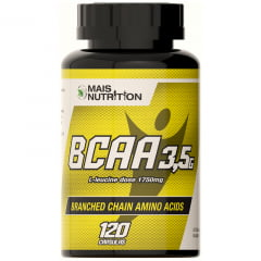 Bcaa 3,5g 8:1:1 120 Capsulas Softgel Mais Nutrition