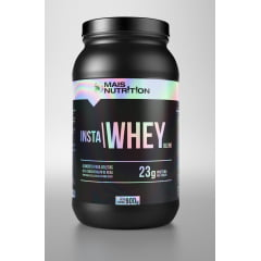 4 Insta Whey Blend 900g Mais Nutrition