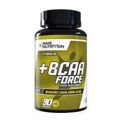 5 Whey Blend 2kg Refil + 4 BCAA Force + 3 Glutamina 200g + 3 BCAA 200g