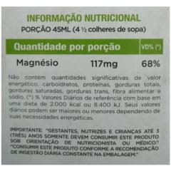 8 cxs Cloreto de Magnesio 33g com 10 saches WVegan