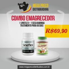 Combo Emagrecedor - 1 Sineflex + 1 Seca Barriga