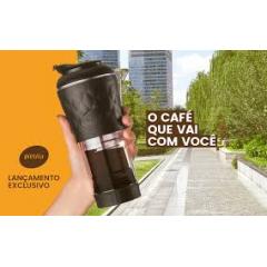 Cafeteira Pressca Portatil Manual 350ml
