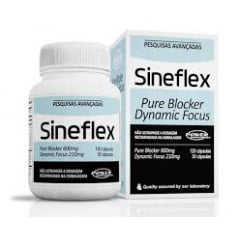 Sineflex 150 capsulas Cafeina e Diurético Power Supplements