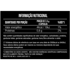 Óleo de Chia 500mg 60 cápsulas softgel  – Mais Nutrition