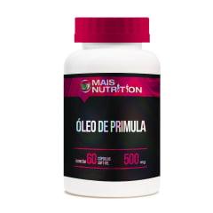 Oleo de Primula 500mg 60 capsulas Mais Nutrition