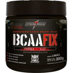 BCAA FIX POWDER 300G DARKNESS INTEGRALMEDICA SABORES