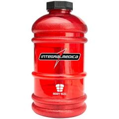 Galão Body Size 2,2L Vermelho - Integralmedica
