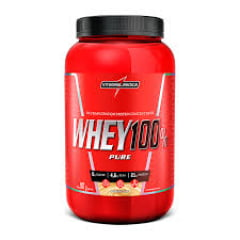 SUPERWHEY 100% 907G INTEGRALMEDICA SABORES