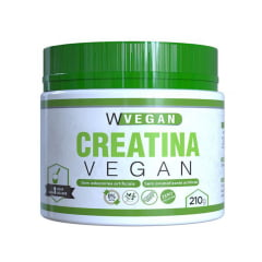 Creatina Vegan 210 gramas Vegetariana