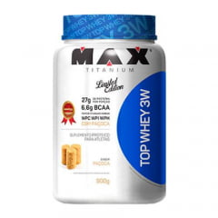 Top Whey 3W 900g Limited Edition