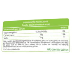 DE R$13,90 POR R$9,90 Maltodextrina 1Kg Sabor Melancia WVegan Embalagem Refil