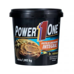 Power One Pasta de Amendoim Tradicional 1,05Kg