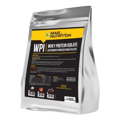 Whey Protein Isolado 900g Sabores Chocolate , Morango e Baunilha Mais Nutrition