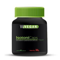 Isotonicaps Isotonico 60 capsulas Eletrolitos WVegan