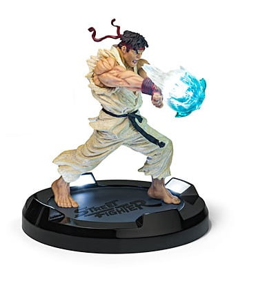 státua Luminosa Ryu Street Fighter - Ed. Limitada