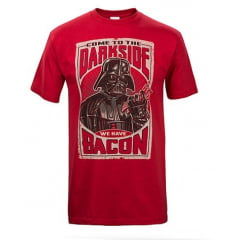 Camisa Darth Bacon