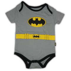Body Baby Batman Uniforme