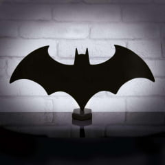 Luminária Logo Batman Eclipse Light