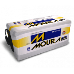 BATERIA AUTOMOTIVA MOURA LOG 12V 150AH