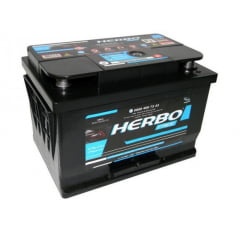 BATERIA AUTOMOTIVA HERBO FREE 60AH