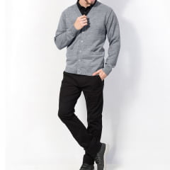 Cardigan masculino                                                                                                                                                 ( Referência 11002 )