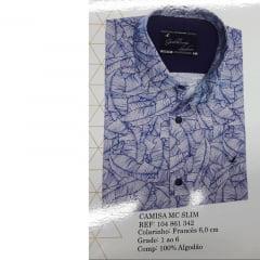 Camisa manga curta Guilherme Ludwer                                                                                                                                                   ( Referência : 104891342 )