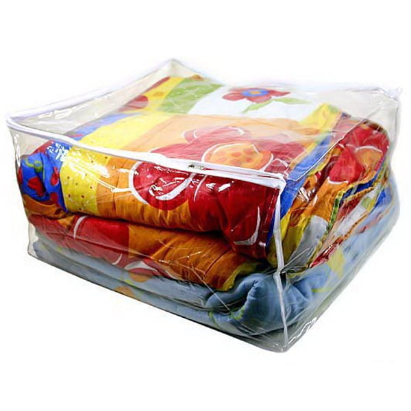 Embalagem Em PVC Cristal para Edredon - Cod.101